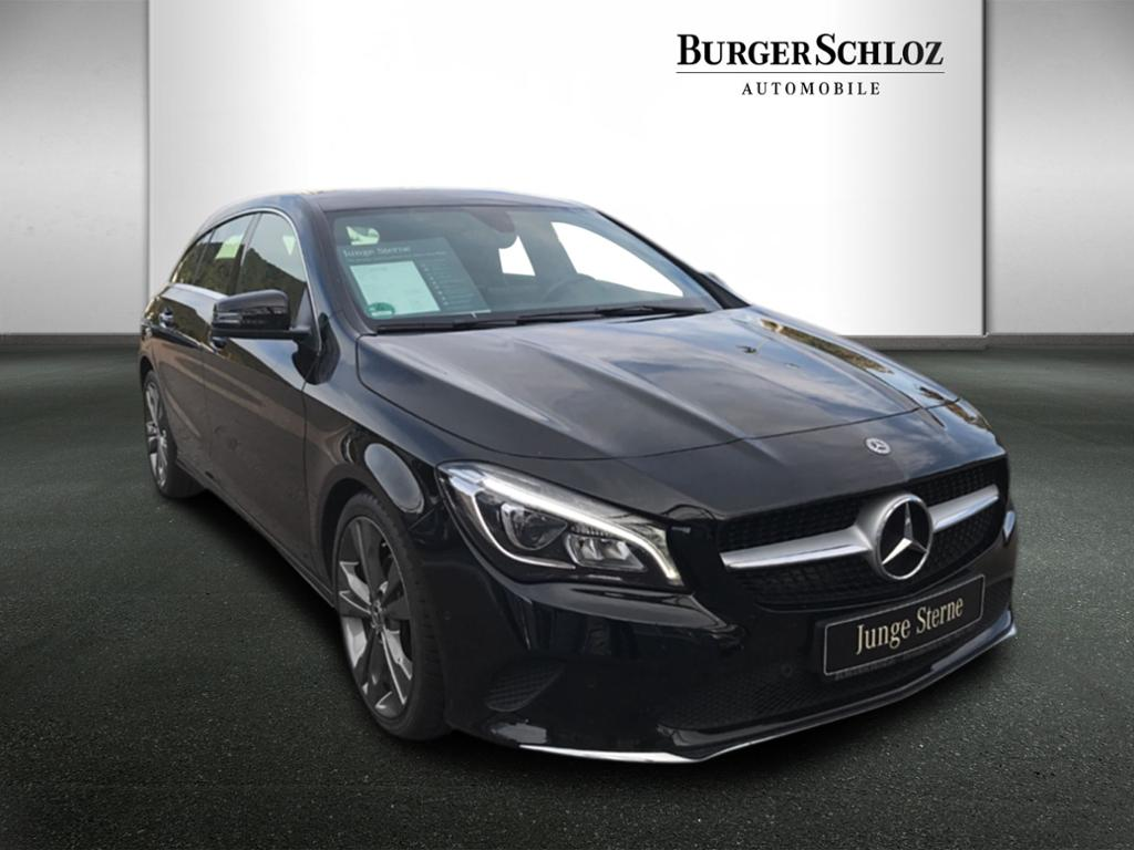 Mercedes-Benz CLA 200 Shooting Brake Urban/LED/Kamera/Navi/PDC, Jahr 2018, Benzin