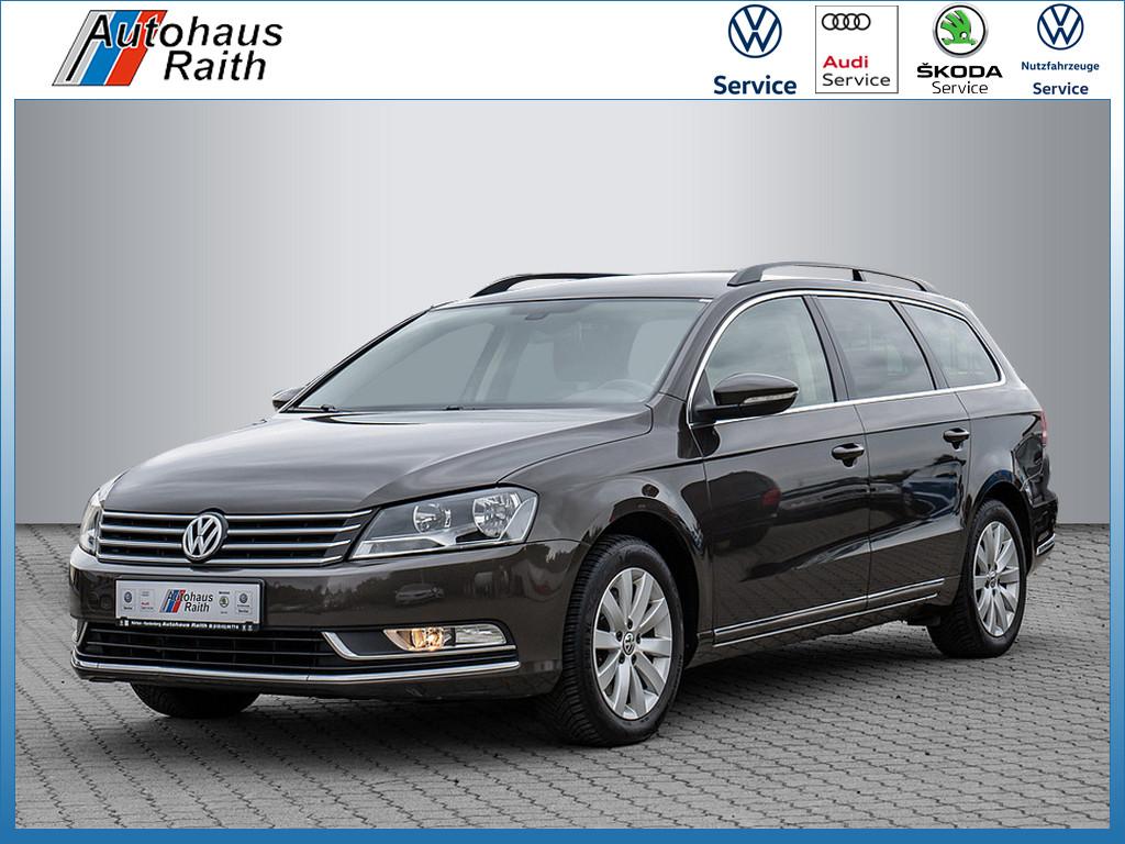Volkswagen Passat Variant 1.4 TSI Comfortline Navi/SHZ/GRA, Jahr 2014, Benzin
