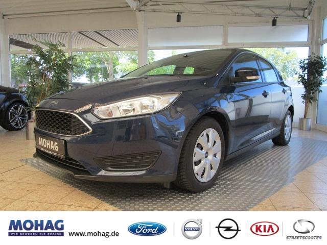 Ford Focus Ambiente 1.0l *MOHAG nice Price* -Euro 6-, Jahr 2015, Benzin