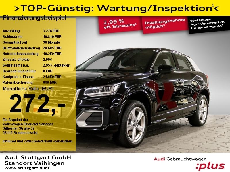 Audi Q2 35 TDI sport LED Navi PDC Virtual Cockpit, Jahr 2019, Diesel