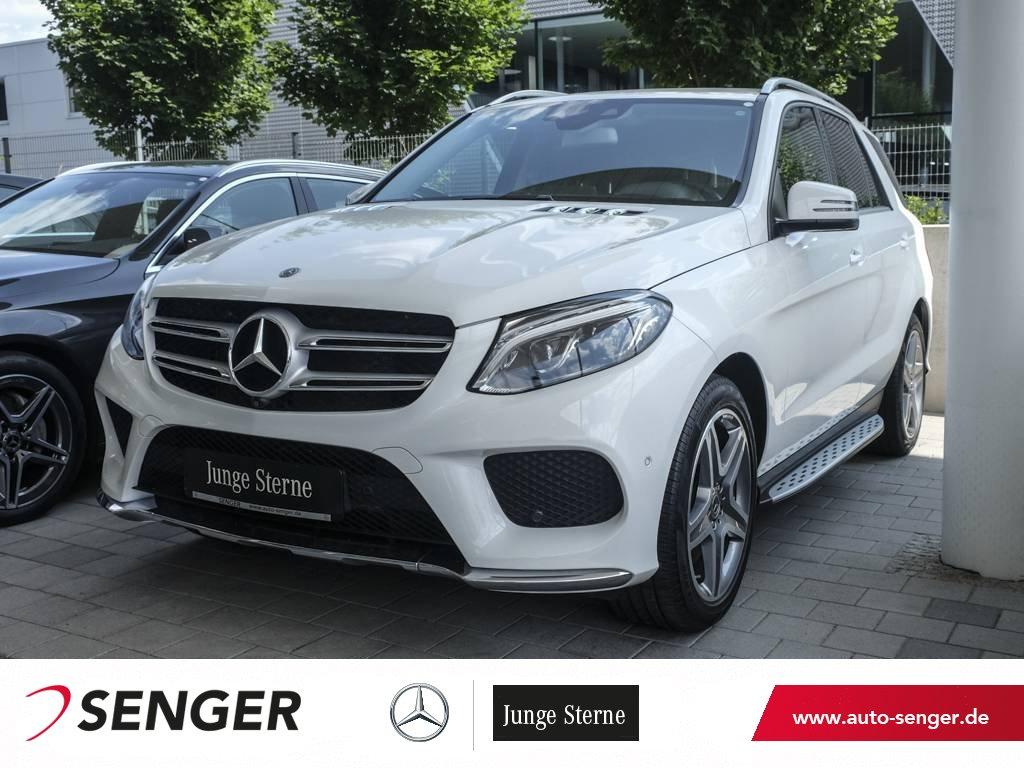 Mercedes-Benz GLE 400 4M AMG-LINE+DAB-TUNER+STANDHZ+COMAND, Jahr 2018, Benzin