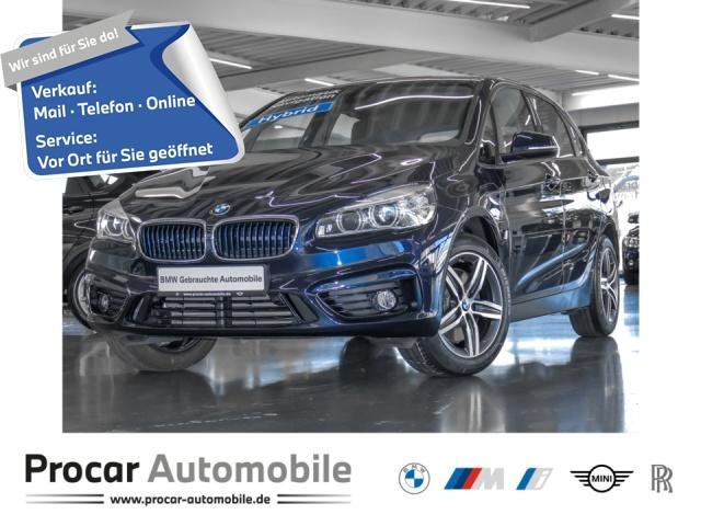 BMW 225 Active Tourer xe Active Tourer iPerformance Memo17'' Nav PDC, Jahr 2017, Hybrid