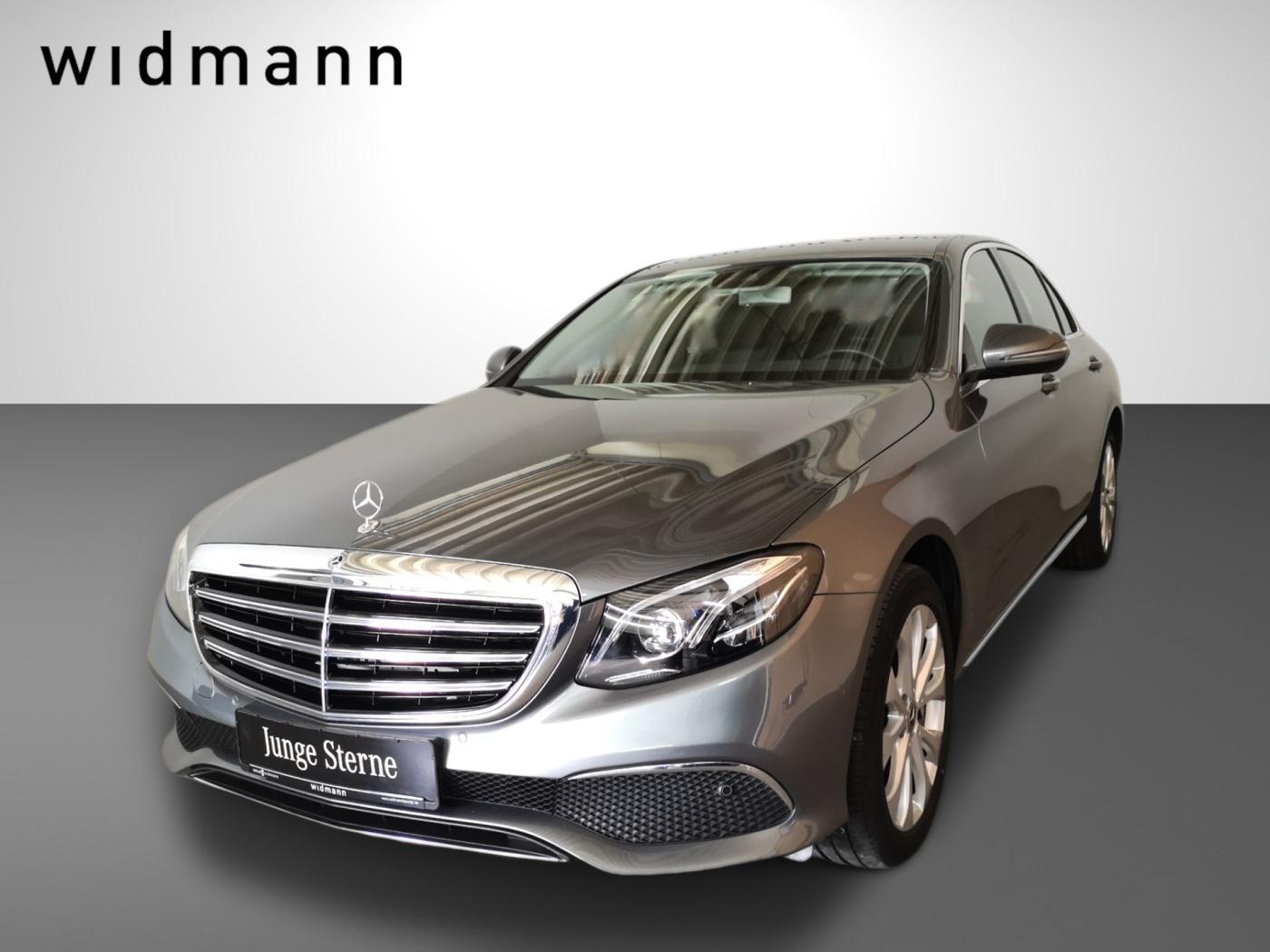 Mercedes-Benz E 400 4M *Exclusive*Comand*ILS*Kamera*Sitzheizg*, Jahr 2017, Benzin