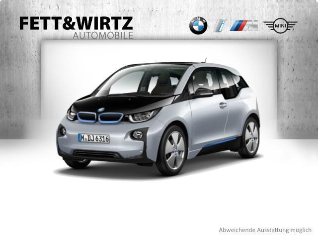 BMW i3 +REX 60Ah NaviBus. Kamera Schnell-Laden, Jahr 2015, Hybrid