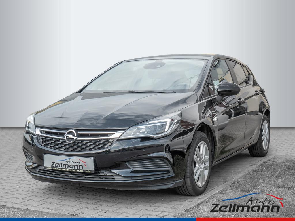 Opel Astra K 1.4 Ed. St/St, Jahr 2019, Benzin