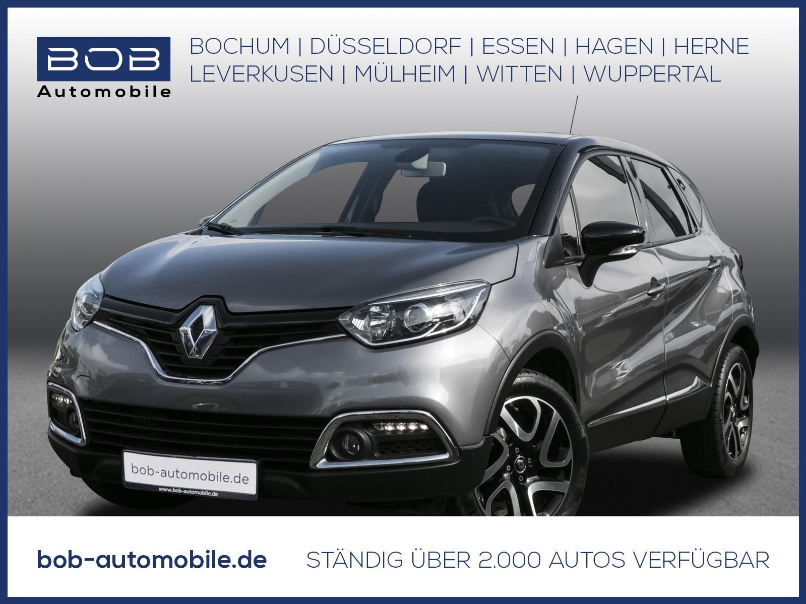 Renault Captur Intens TCe90 NAVI SHZ PDC KLIMA ALU BT ZV, Jahr 2016, Benzin