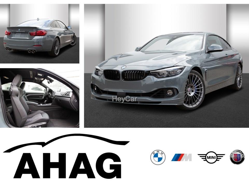 ALPINA B4 S Coupe Edition99 306 km/h 452 PS 950 EUR monatl., Jahr 2020, Benzin