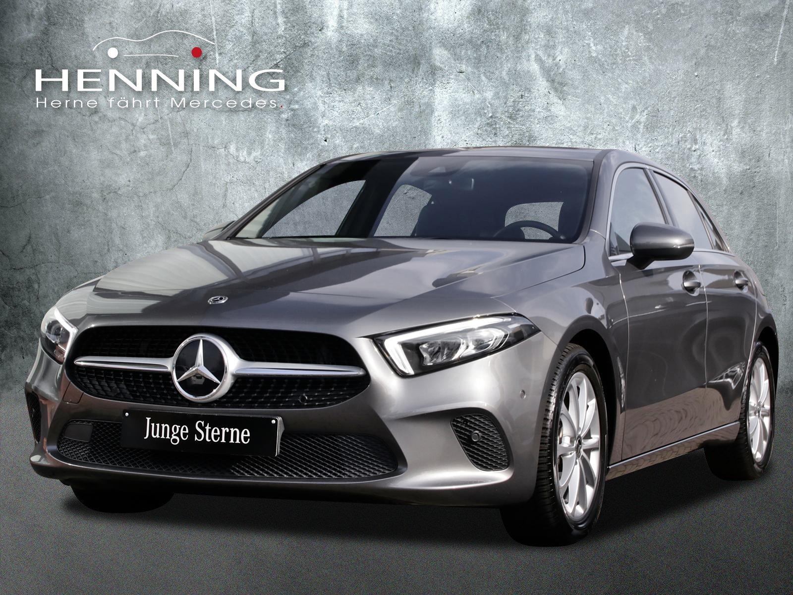 Mercedes-Benz A 180 Progressive MBUX LED Parktronic Navi, Jahr 2019, Benzin