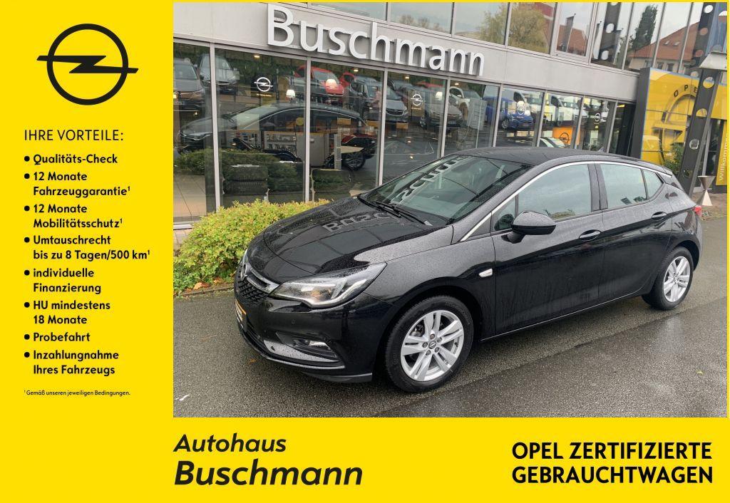 Opel Astra 1.4 T Dynamic, Jahr 2019, Benzin