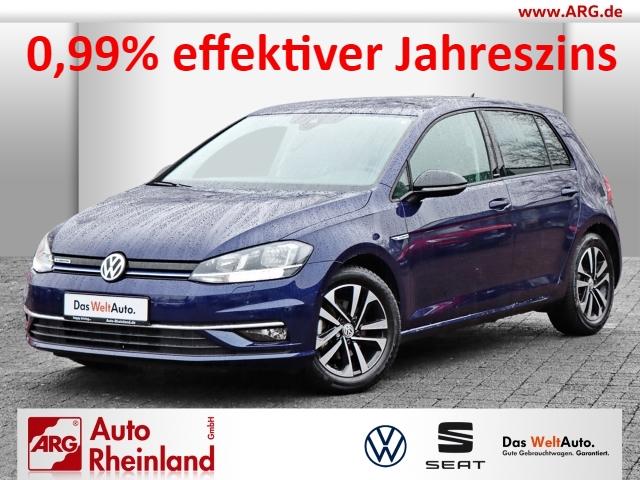 Volkswagen Golf VII IQ.DRIVE 1.5 TSI OPF APP/ACC/Navi/Rückfahrkam., Jahr 2019, Benzin