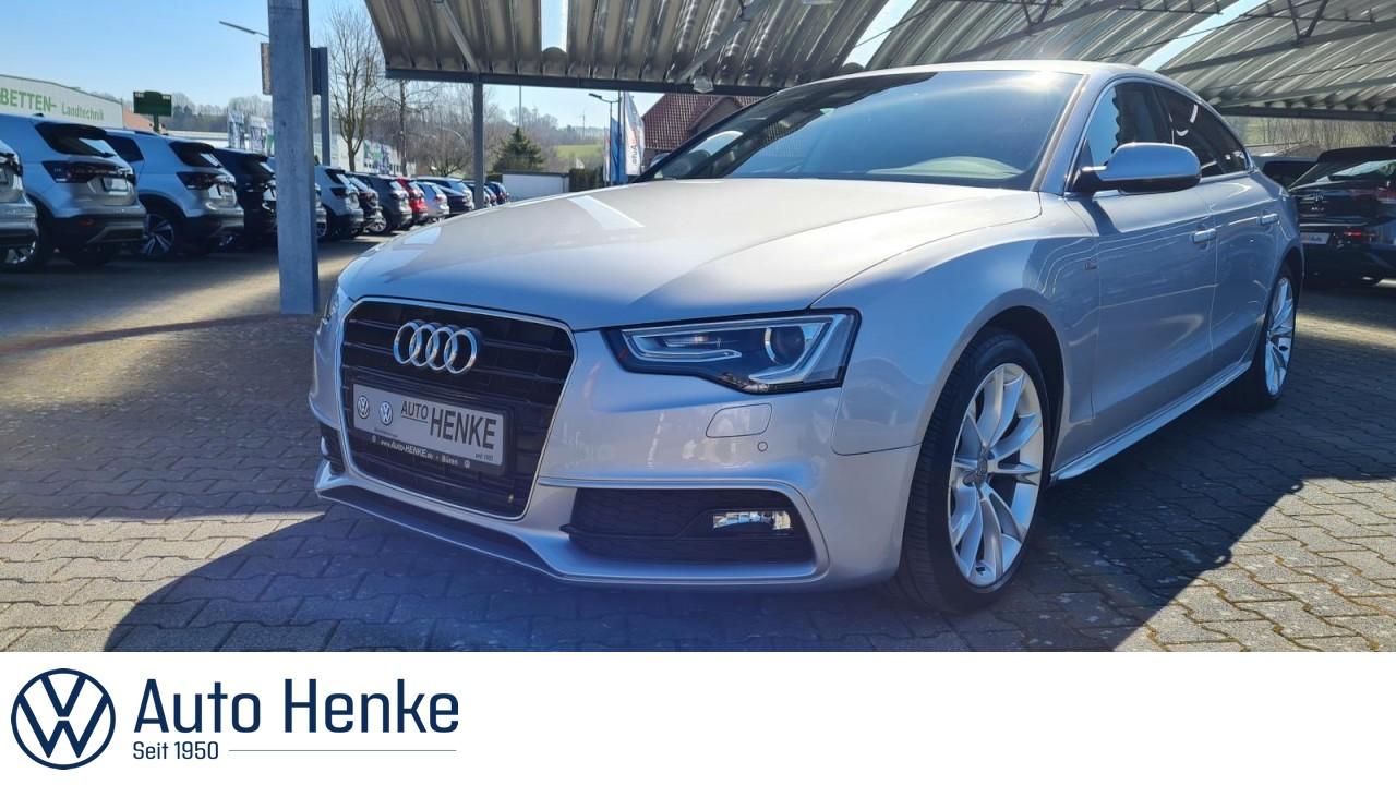 Audi A5 Sportback 1.8 TFSI S-Line / Navi / Xenon, Jahr 2015, Benzin