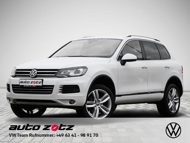 Volkswagen Touareg 3.0TDI 20 Zoll Luft Navi AHK Kamera 3,5t, Jahr 2014, Diesel