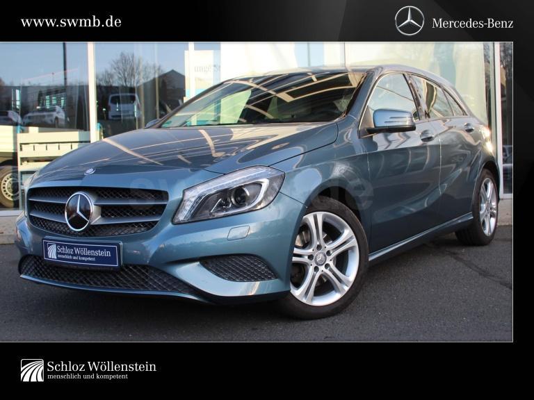 Mercedes-Benz A 200 BE 1.Hand/ILS/RfCam/Tempomat/17Zoll LMR, Jahr 2013, Benzin
