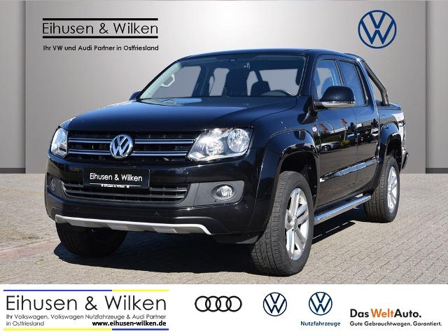 Volkswagen Amarok 2.0*TD*DC*KLIMA*CHROM*LADERAUMABD.*, Jahr 2016, Diesel