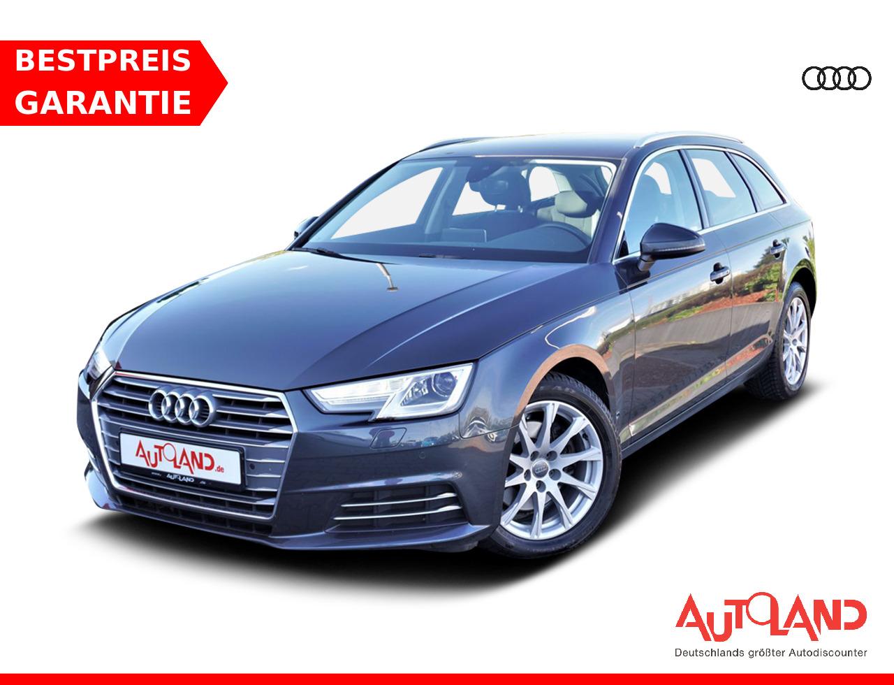 Audi A4, Jahr 2018, Diesel
