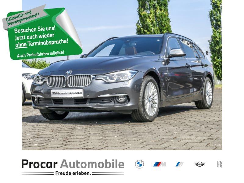 BMW 320d xDrive Luxury Line Edition HUD Individual, Jahr 2018, Diesel