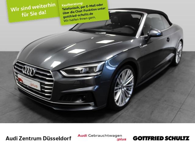 Audi A5 Cabrio 2.0 TDI S-tronic S line, Jahr 2017, Diesel