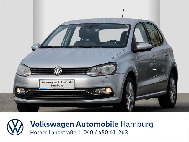 Volkswagen Polo 1.0 Comfortline Navi Alu Einparkhilfe ZV, Jahr 2017, Benzin