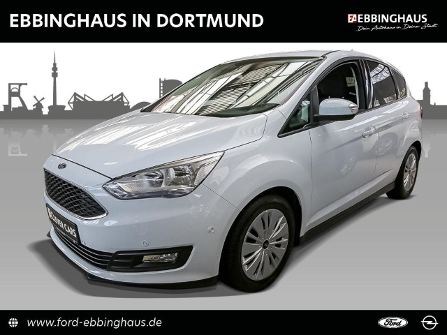 Ford C-Max Cool & Connect Eco Boost, Jahr 2018, Benzin