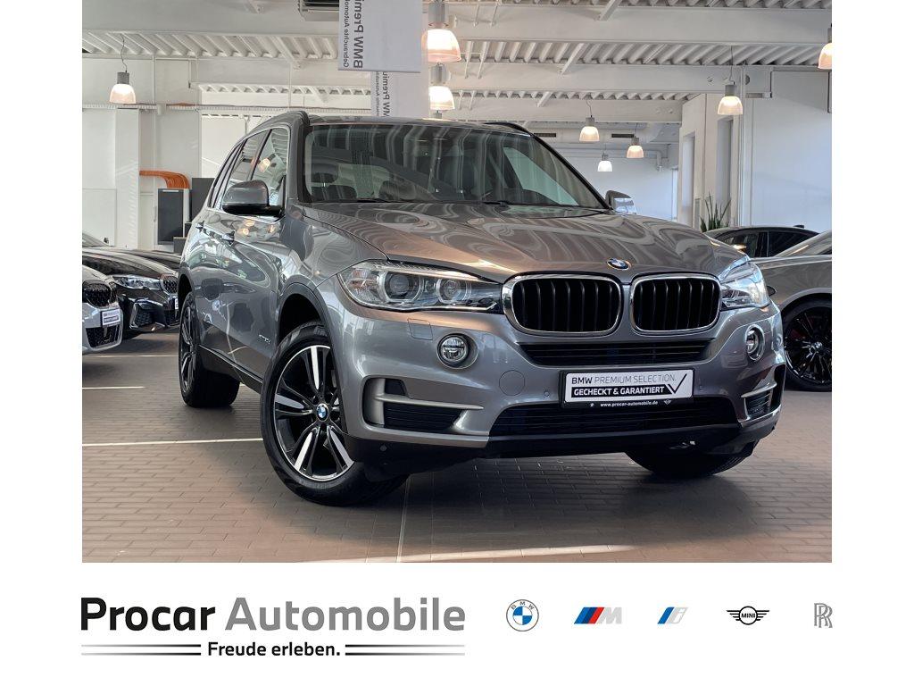 BMW X5 xDrive30d AHK+Kamera+NaviProf+H/K+Xenon, Jahr 2017, Diesel