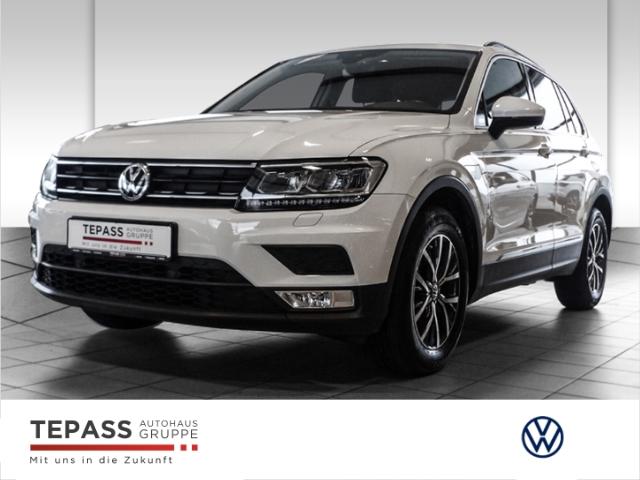 Volkswagen Tiguan 1.4 TSI Comfortline LED NAVI PANO SHZ PDC, Jahr 2016, Benzin
