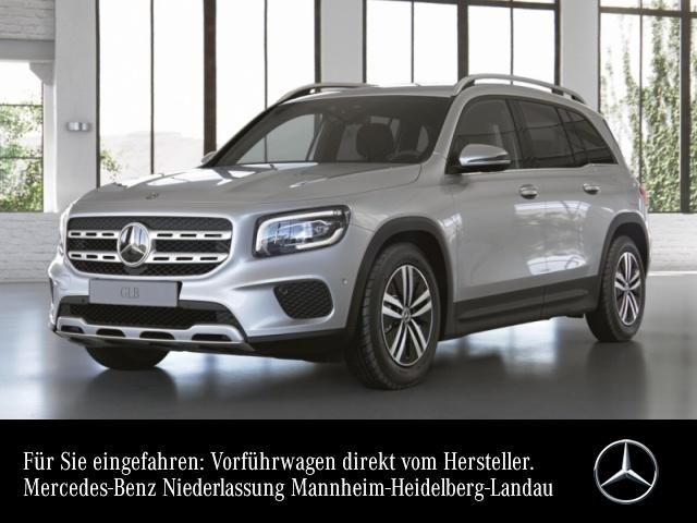 Mercedes-Benz GLB 180 LED Kamera Spurhalt-Ass Totwinkel PTS Temp, Jahr 2021, Benzin