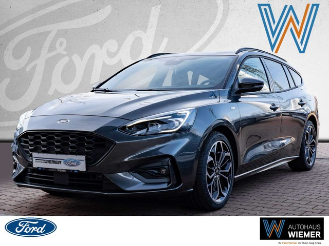 Ford Focus 1.5l EcoBoost ST-Line Turnier Automatik Navi, Jahr 2020, Benzin