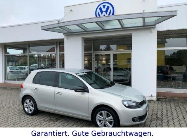 Volkswagen Golf 6 VI 1.2 TSI MATCH PDC CLIMATRONIC, Jahr 2012, Benzin