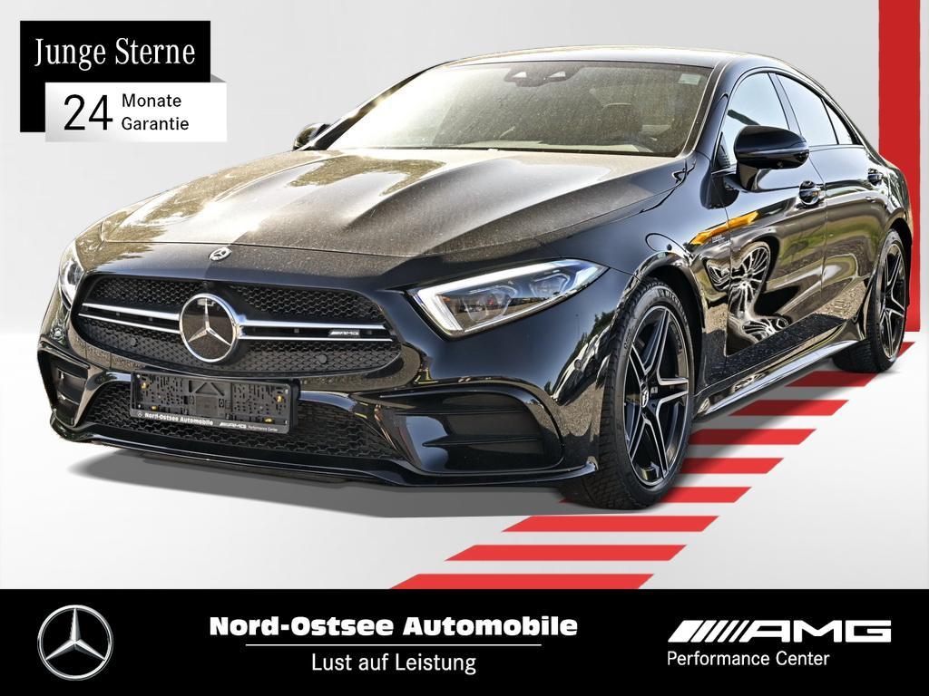 Mercedes-Benz CLS 53 AMG 4M+ Comand Distronic SHD Multibeam, Jahr 2019, Benzin