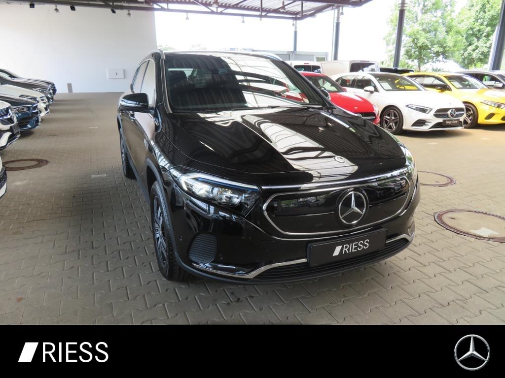 Mercedes-Benz EQA 250 AHK+KAMERA+LED+STDHZ+MBUX+LMR+TOTWINKEL, Jahr 2021, Elektro