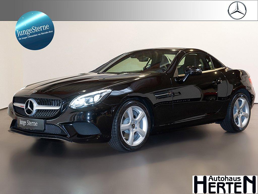 Mercedes-Benz SLC 300,Comand,LED Intelligent Light,Memory-P., Jahr 2020, Benzin