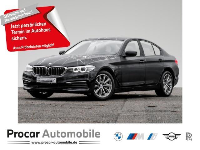 BMW 540d xDrive 540XD NAVI+HEAD-UP+KAMERA+LEDER+KLIMAAUTOMATIK++, Jahr 2017, Diesel