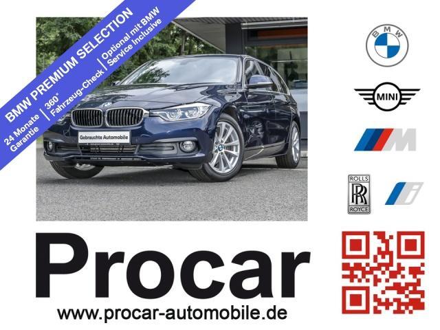 BMW 320d Touring Sport Aut. Navi Business Klimaaut., Jahr 2017, Diesel