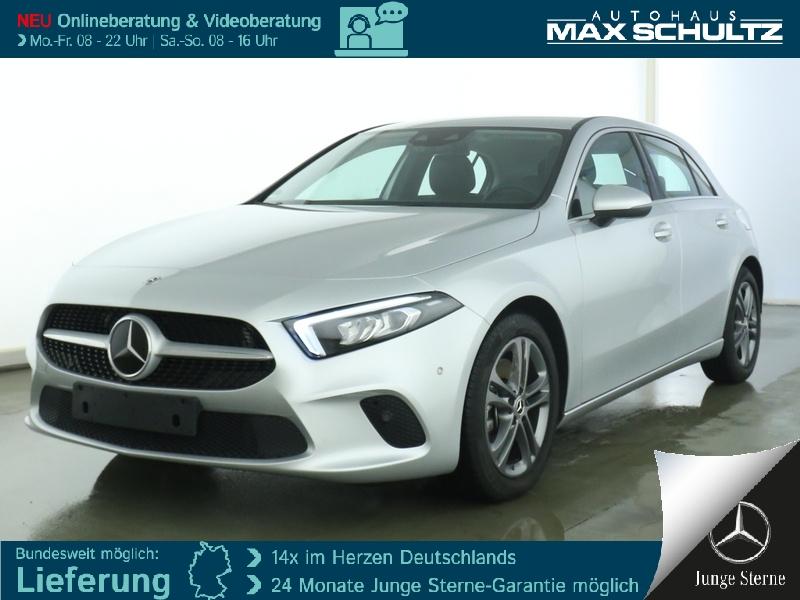 Mercedes-Benz A 220 Progresive*FAP*NAVI-PREM.*MBUX*LED*PTS*SHZ, Jahr 2019, Benzin