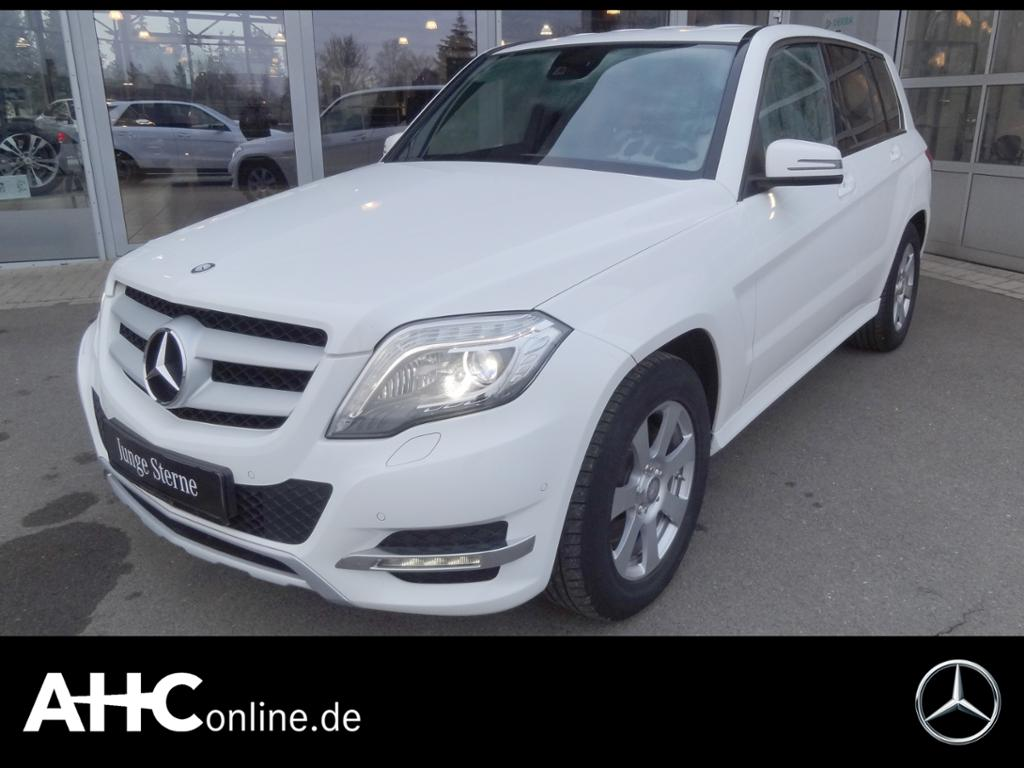 Mercedes-Benz GLK 220 BT 4M BI-XENON+NAVI+AHK+PDC+CD+SPORT-P., Jahr 2015, Diesel