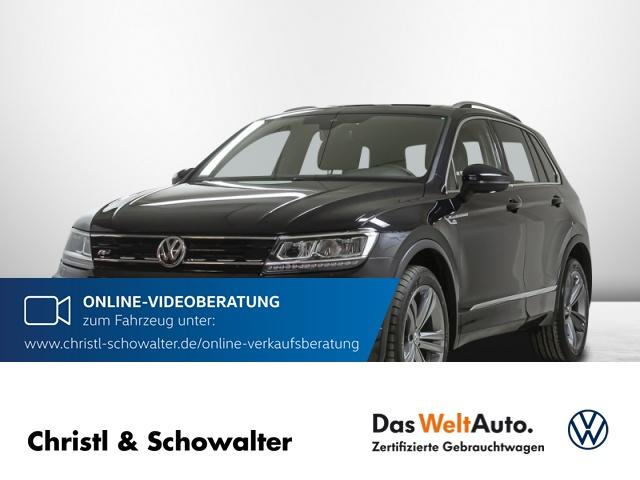 Volkswagen Tiguan R-Line HL 2.0 TSI 4Motion DSG Stdhzg. Navi, Jahr 2018, Benzin