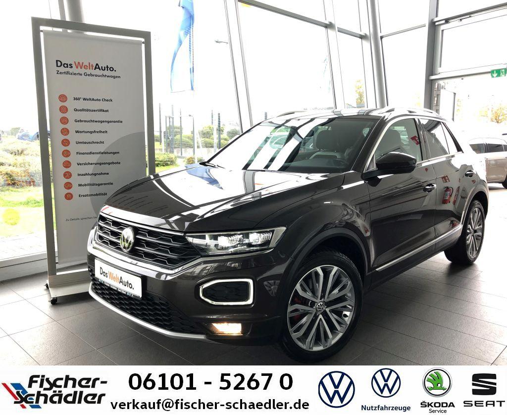 Volkswagen T-ROC Sport 1.5TSI*LED*Navi*ACC*AssistenzPlus*18, Jahr 2019, Benzin