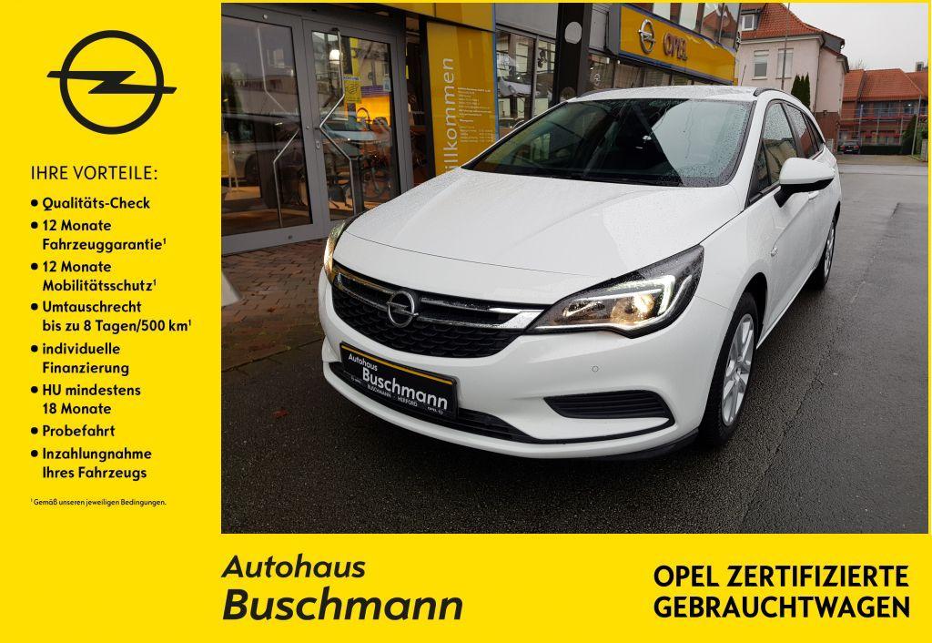Opel Astra ST 1.0 T Edition, Jahr 2016, Benzin