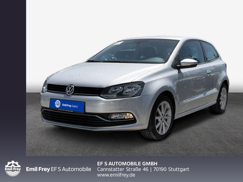 Volkswagen Polo 1.2 TSI BMT Highline Navi PDC SHZ GRA Sports. Alu, Jahr 2017, Benzin