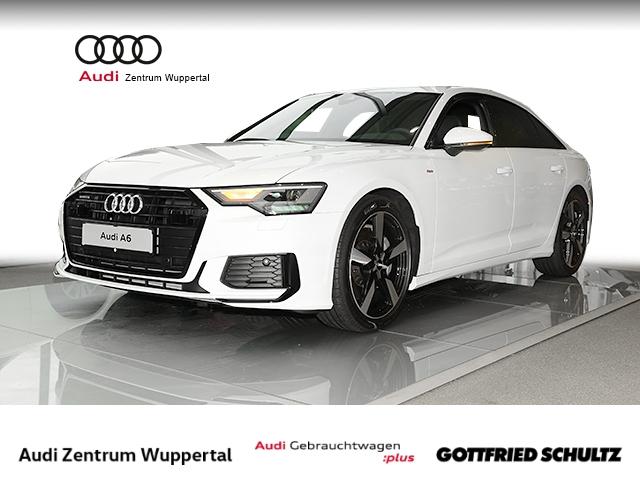Audi A6 Limo 3.0TFSI quat R-KAM VIRTUAL ACC DAB B O LED NAV SHZ PDC S line, Jahr 2019, Benzin