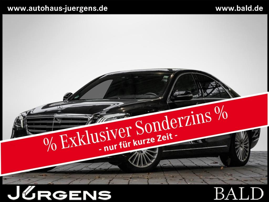 Mercedes-Benz S 350 d 4M Comand/ILS/Pano/Burm/Memo/Stdhz/360, Jahr 2017, Diesel