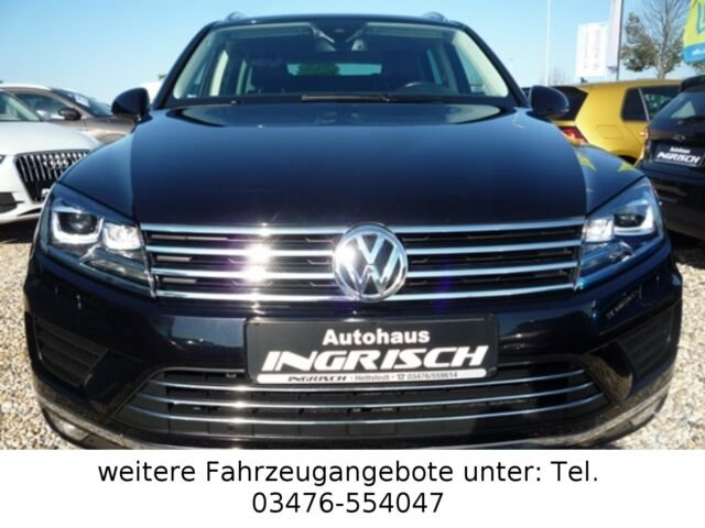 Volkswagen Touareg 3.0 V6 TDI BMT 4M Bi- Xen Navi, Jahr 2014, Diesel