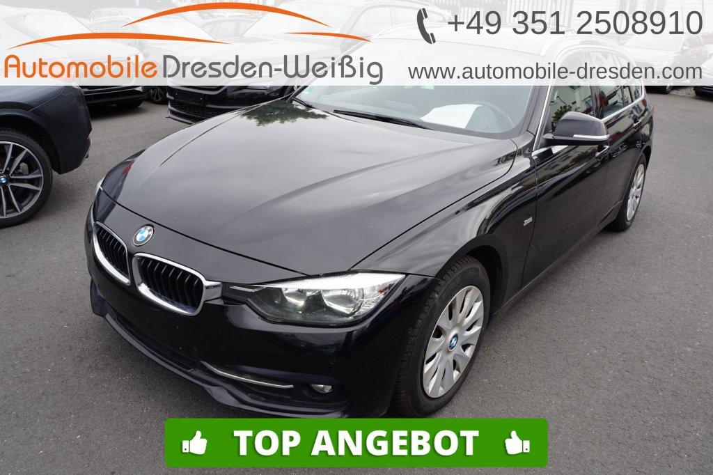 BMW 318 d Sport Line*Head Up*Navi*HiFi, Jahr 2016, Diesel