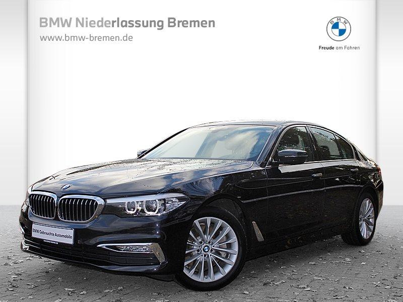 BMW 530i Limousine Luxury Line HiFi Navi Prof. RTTI, Jahr 2017, Benzin