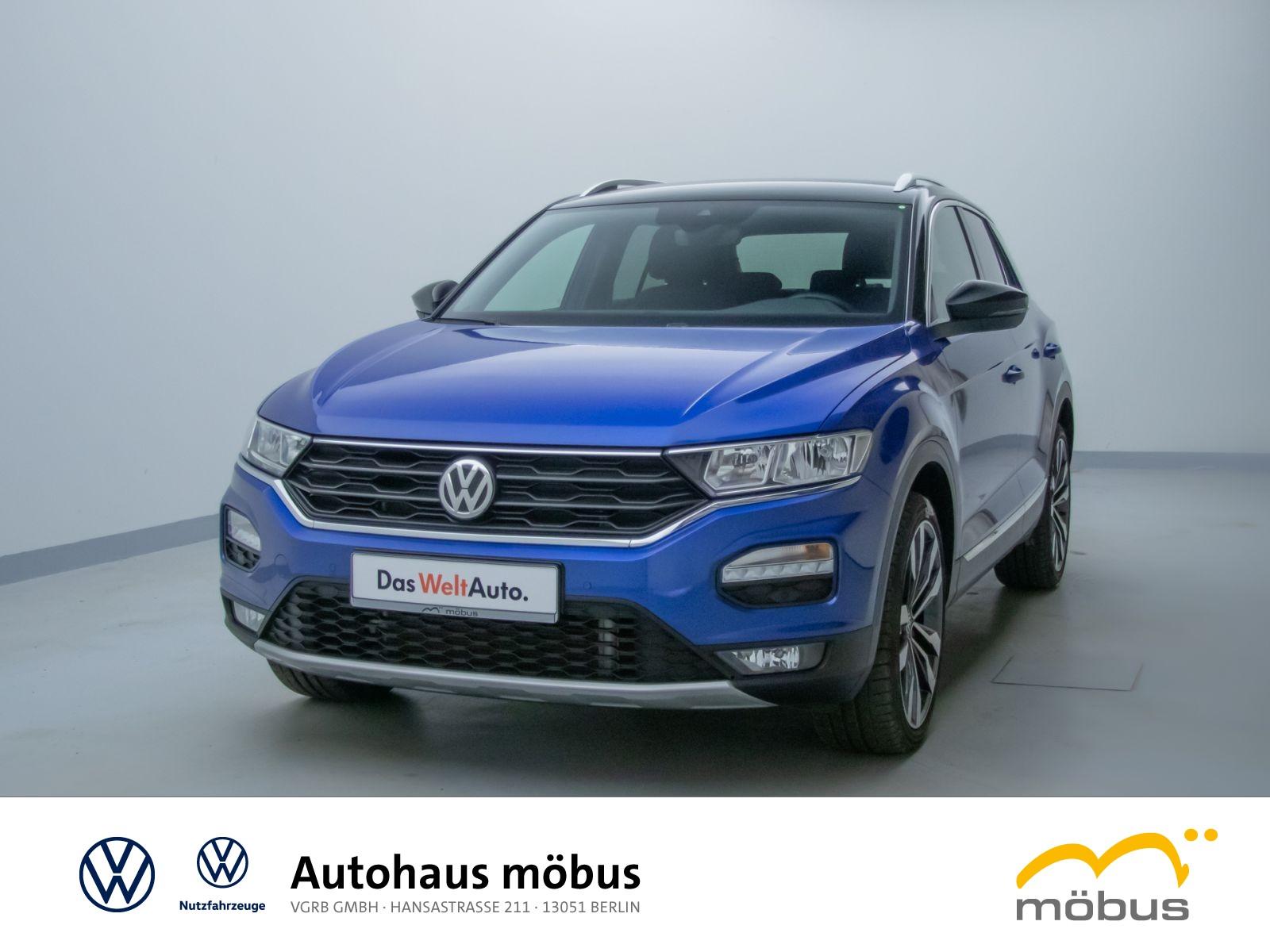 Volkswagen T-Roc 1.5 TSI DSG**SPORT*ASSIST*NAVI*PDC*KLIMA**, Jahr 2020, Benzin