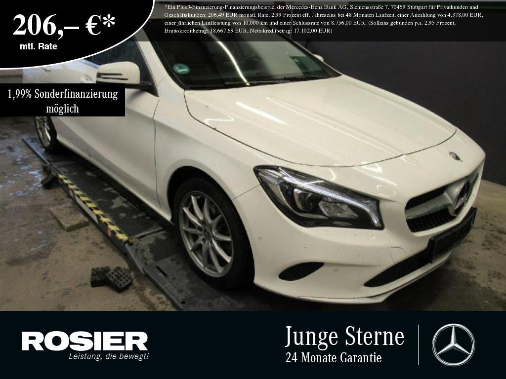 Mercedes-Benz CLA 220 SB d, Jahr 2017, Diesel