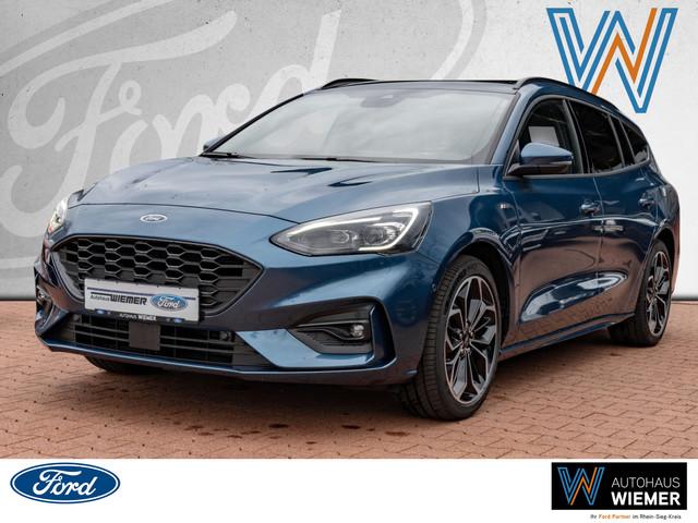 Ford Focus 1.0l EcoBoost Hybrid ST-Line X Turnier 6-Gang Navi, Jahr 2020, Hybrid
