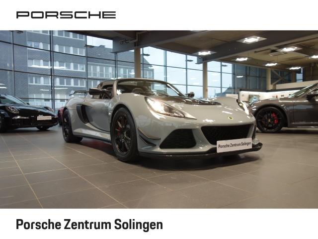 Lotus Exige Sport 380 Leistungssteigerung zu EX430, Jahr 2018, Benzin