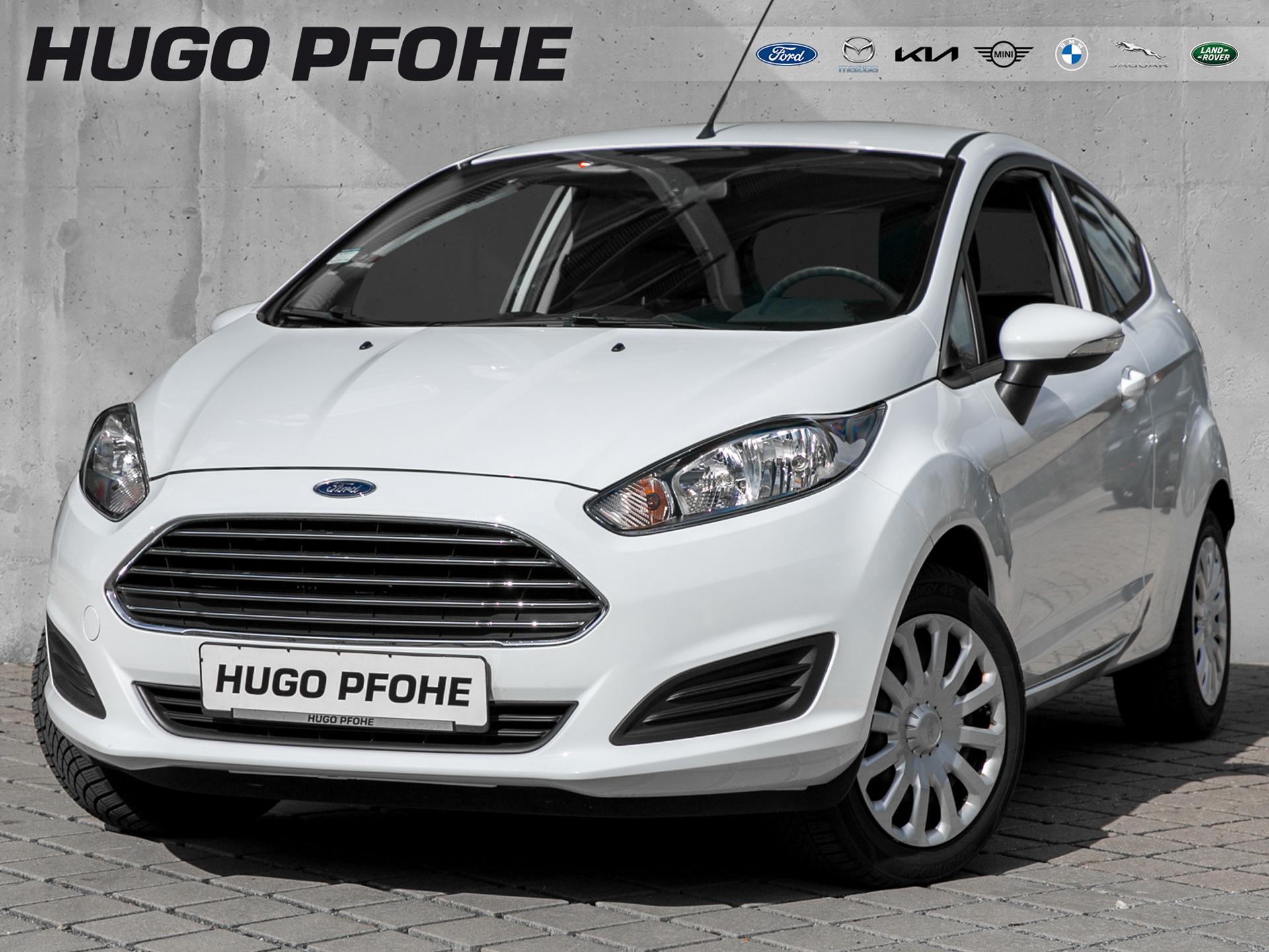 Ford Fiesta Trend 1.2 60 PS, Jahr 2013, Benzin