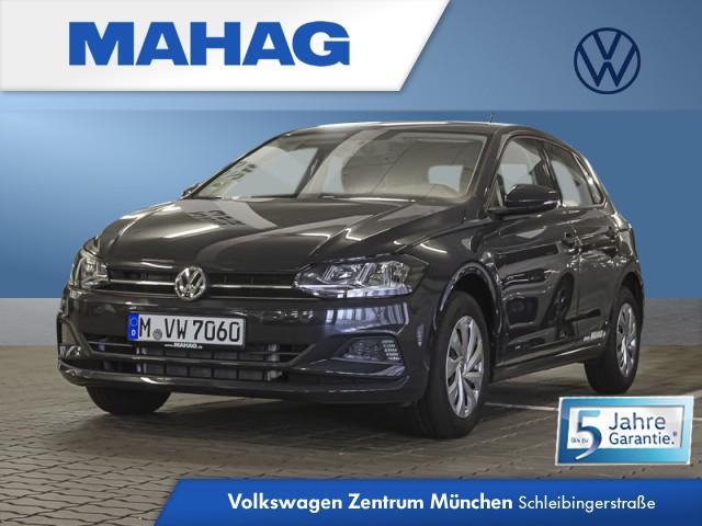 Volkswagen Polo Comfortline 1.6 TDI Radio Sitzheizung Einparkhilfe 7-Gang-Doppelkupplungsgetriebe DSG, Jahr 2021, Diesel